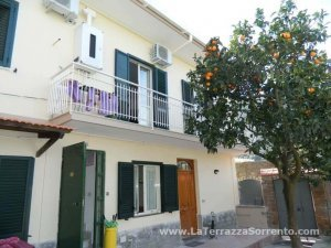 Garden La Terrazza Vacation Rental Sorrento