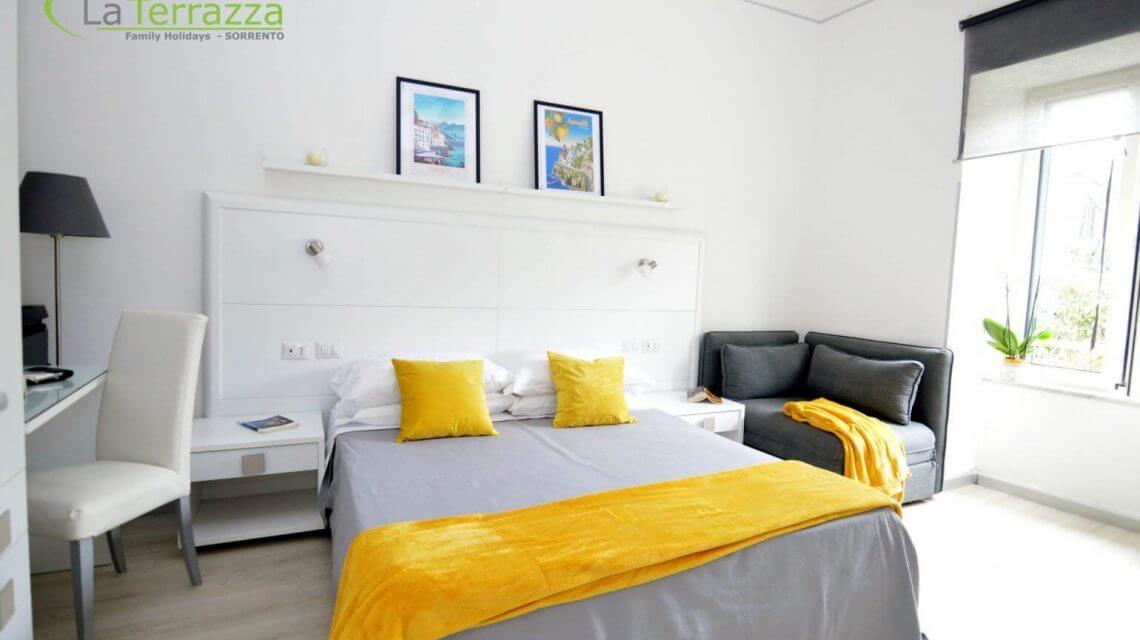 Habitación Amalfi - La Terrazza Family Holidays - Sorrento Coast