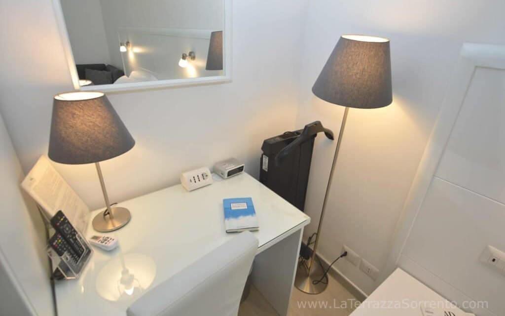 Amalfi room, La Terrazza Family Holidays, Sorrento