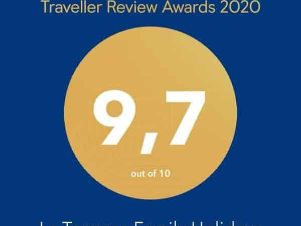 booking traveller review awards 2020