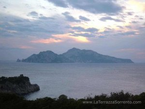 Capri from Marciano