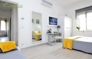 Habitación Capri - La Terrazza Family Holidays - Sorrento Coast