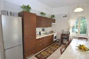 Large Kitchen Livingroom at La Terrazza Family House Sorrento