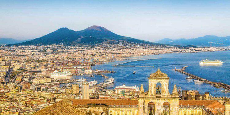 Napoli - La Terrazza Sorrento