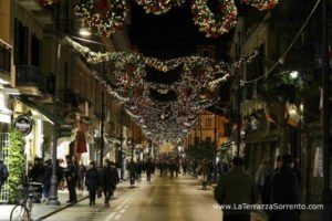 Christmas in Sorrento 1