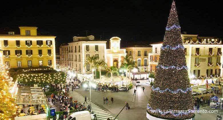 christmas in Sorrento