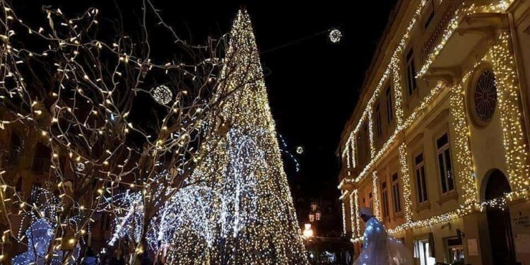 Christmas in sant agnello