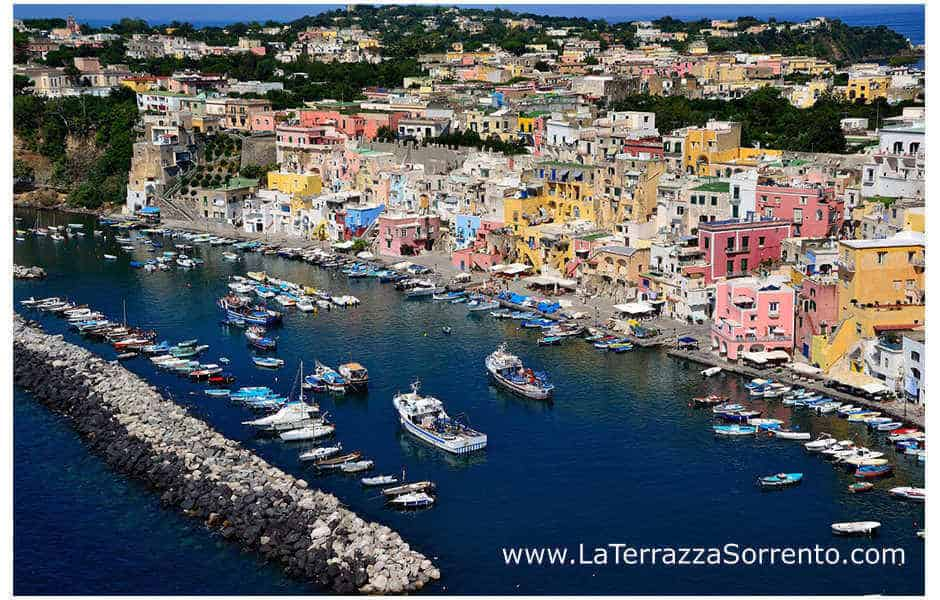 Procida Island - La Terrazza Sorrento