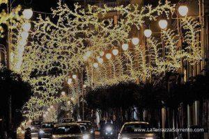 Salerno Christmas light