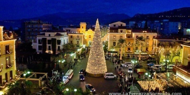sorrento christmas