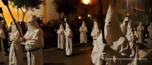 holy week procession in Sorrento