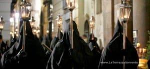 processione nera