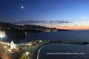Sorrento Coast by night