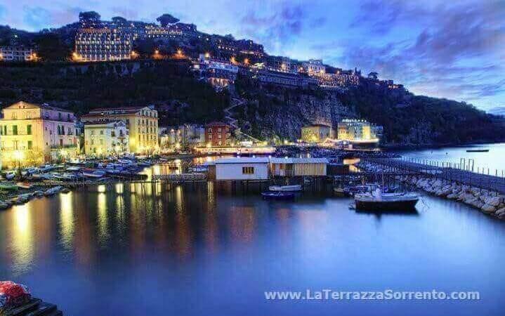 Sorrento Coast pictures, Italy
