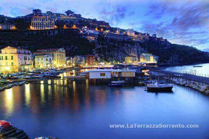 Marina Grande a Sorrento Italian Journey